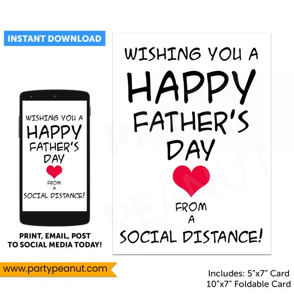 Fathers Day Social Distance